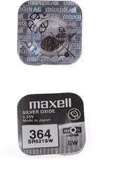 MAXELL SR621SW 364 (RUS), Элемент питания