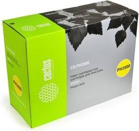Картридж CACTUS CS-PH3500 106R01149, черный