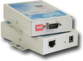 NetCom 111, 1-портовый асинхронный сервер RS-232 в Ethernet