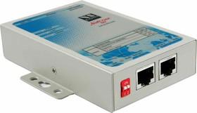 NetCom 211, 2х-портовый асинхронный сервер RS-232 в Ethernet