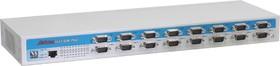 """NetCom 1613RM PRO, 16-портовый асинхронный сервер RS-232/422/485 в Ethernet, VPN, с возможностью установки в 19"""" стойку"""