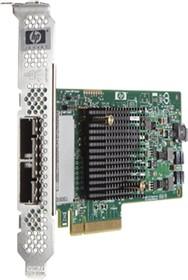 Адаптер HPE H221 PCIe 3.0 SAS HBA (729552-B21)