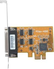 VScom 400E PCIex, 4-портовая плата RS-232 на шину PCI Express