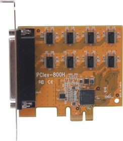 VScom 800E PCIex, 8-портовая плата RS-232 на шину PCI Express