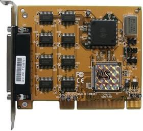 VScom 800H UPCI, 8-портовая плата RS-232 на шину UPCI