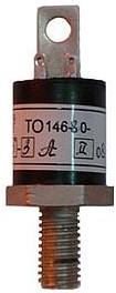 ТО146-80-12, Оптотиристор 80А 1200В, без крепежа (аналог ТО142-80-12)