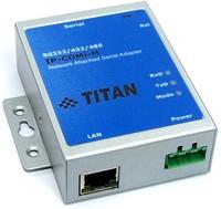 Фото 1/2 IP-COMi-M, Преобразователь Ethernet в RS-232/422/485