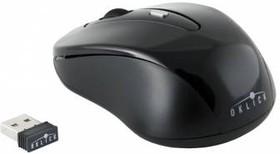 Мышь OKLICK 435MW оптическая беспроводная USB, черный [tm-3000 black]