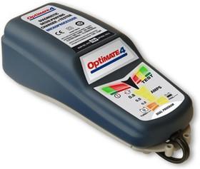 Фото 1/2 tm240 OptiMate 4, Устройство зарядное для свинцовых аккумуляторов 12В 0.8А