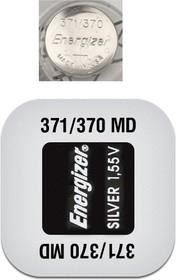 Energizer 371/370 MD, Элемент питания