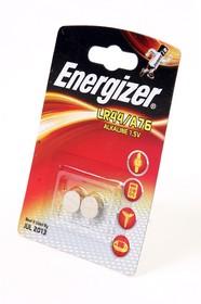 Energizer Alkaline LR44/A76 BL2, Элемент питания