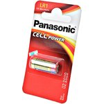 Panasonic Cell Power LR-1L/1BE LR1 BL1, Элемент питания