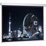 Экран Cactus 127x127см Wallscreen CS-PSW-127X127 1:1 настенно-потолочный рулонный белый