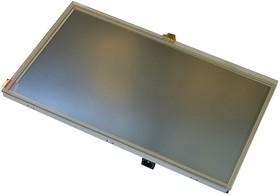 """Фото 1/2 LCD-OLinuXino-7TS, 7"""" LCD дисплей с резистивной сенсорной панели, совместим с платами OLinuXino"""