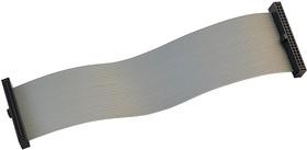 CABLE-40-40-10CM, Кабель с разъемом 40 pin шаг 0.05'', для плат OLinuXino