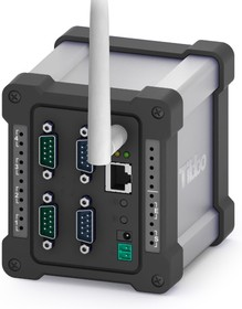 DS1003SK, Программируемый сервер последовательных устройств, 4хRS232/RS422/RS485 с опторазвязкой