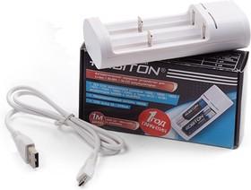 Фото 1/2 Smart2, Устройство зарядное для 1-2АА/ААА/14500/18650... от USB