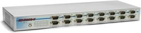 """Фото 1/4 USB-16COMi-M, 16-портовый преобразователь USB в RS-422/485, с возможностью установки в 19"""" стойку"""
