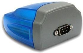 Фото 1/3 USB-COMi-Si, 1-портовый преобразователь USB в RS-422/485 с гальванической изоляцией