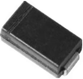 ES1J, Диод быстродействующий 1А 600В 35нс [SMA / DO-214AC]