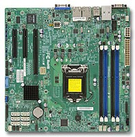 Модуль SuperMicro MBD-X10SLM-F-B