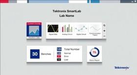 TBX3000A (Hardware), ПО TekSmartLab для управления приборами
