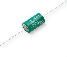 Фото 1/2 CR1/2AA-CD, Элемент питания литиевый (1шт) 950mAh, 3V