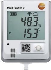 testo Saveris 2-H1, WI-FI логгер со встроенным сенсором температуры/влажности