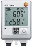 testo Saveris 2-T3, WI-FI логгер с разъемами для подключения внешних термопар