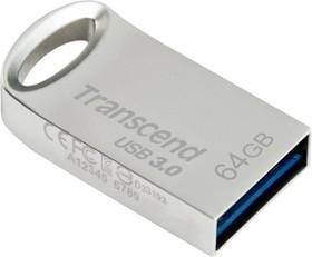 TS64GJF710S, 64GB JETFLASH 710 (Silver)