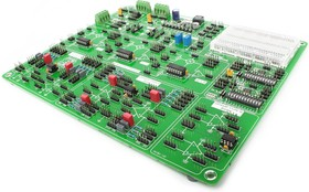 Фото 1/2 MIKROE-957, Analog System Lab Kit PRO, Отладочная плата для разработки аналоговых систем