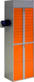 Фото 1/4 DB-4S, Камера хранения автоматическая, нержавеющая сталь