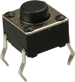 Фото 1/2 0650HIM-130G-G (TC-0103) (TS-A2PS-130), Кнопка тактовая h=5мм