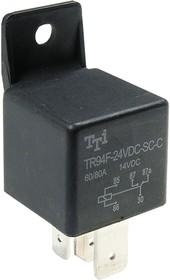 TR94F-24VDC-SC-C, реле24VDC/80A,14VDC