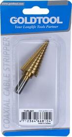 THR-021 фреза для отв. 4.8 - 22.2 мм