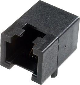 E5364-3000G2, TJ4A-6P4C розетка телеф. на плату тип 4A