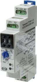 ТР-М01-1-15 УХЛ4 с ТД-2, реле контроля темп на DIN рейку 250В 16А