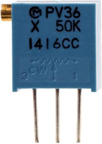 PV36X503C01B00, 50ком 10%