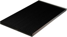 HS 172-300, радиатор алюминиевый 300x150x13