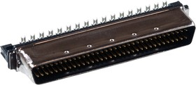 5749109-5 Conn SCSI PL 68 POS 1.27mm IDT RA Cable Mount 68 Terminal