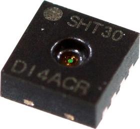 SHT30,датчик влажности и температуры I2C вых 3% 3-5В
