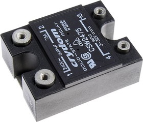 CSW2475 реле 3-32VDC, 75A/240VAC