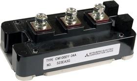 CM100DY-34A, 2 IGBT 1700V 100A