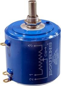 3400S-1-103L, 10 кОм, Резистор прецизионный многооборотный