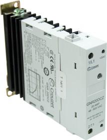 GNR20DCZ DIN 22.5 600Vac/20A 4-32Vdc In ZC