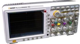 TDS8204 осциллограф 4кан 200МГц 2Гв/с Touch Screen