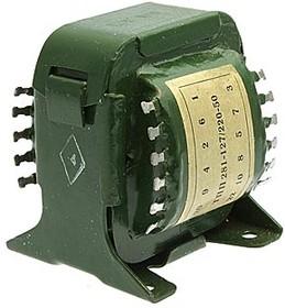 ТПП 281-127/220-50, Трансформатор
