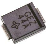 Фото 2/3 SMCJ24A-E3/57T, Защитный диод, 1500Вт, 24В [SMC / DO-214AB]