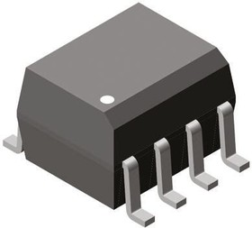 Фото 1/2 VOD213T, Optocoupler DC-IN 2-CH Transistor DC-OUT 8-Pin SOIC T/R