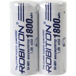 1800MH4/5A, Аккумулятор никель-металлгидридный NiMH 1800mAh(1шт) 1.2В